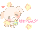 .:Donate puppy button:. by Chipi-Chiu