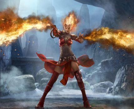 Magic 2014: Ignite Your Spark by Cryptcrawler