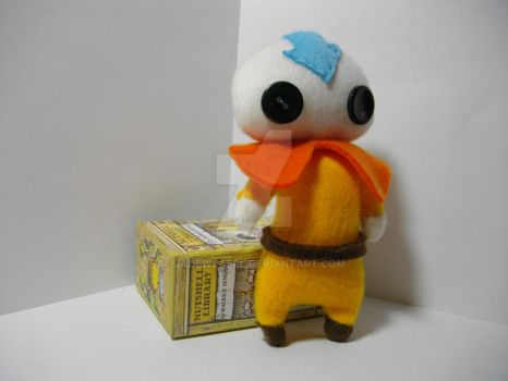 Little Aang by Jadeweasel
