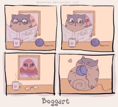 boggart - 07 by Apofiss