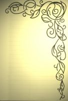 Yellowed Paper Border by Zilly-The-Jellyfish
