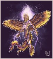 One of the Seraphim by loucat
