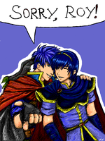 marth and roy relationship trust