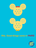 Good things come in pairs by handslikeice
