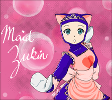 Is that Maid Zukin? by LadyOfSodas