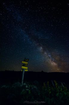 Way to the Stars by Hauns
