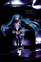 MIKU APPEND: First sound from the FUTURE by gazxiii