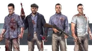 Mob of the Dead Zombie team by mxtxm