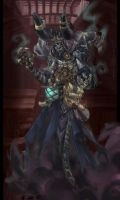 darksiders the mage art by chris-seto1