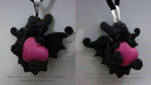 pink verson valintine toothless by carmendee