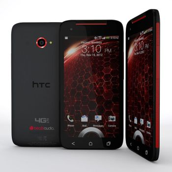 01 HTC Droid DNA 3dmodel by tdubic