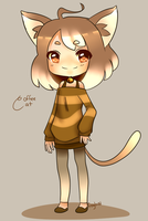Coffee Cat Adoptable (OPEN) by frogbun