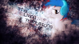 The Living Tombstone by SandwichDelta