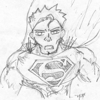 superman by xxoy