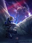 Mass Effect: The Ashes of Menae by ghostfire