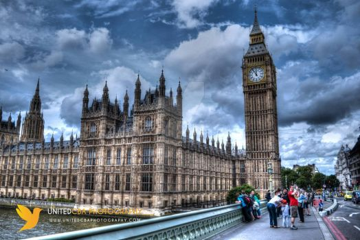 Big Ben HDR by unitedcba