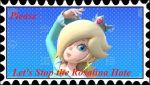 Rosalina No Hate Stamp by PhantomMasterRamos89