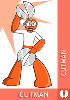 Cutman: Don't make me CUT YOU by Cameroon