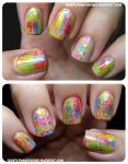 Loose Neon Glitter by Cowboy-Slightly