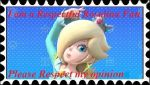 Respectful Rosalina Fan Stamp by PhantomMasterRamos89