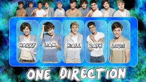 One Direction Wallpaper #5 by MeganL125