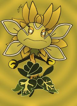 PvZ: Garden Warfare 2 - Sunflower Queen by Rose-Supreme