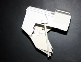 AT-AT Barge Paper Model 4 by SatchelMarr