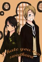USPH Fanfic Cover - I hate you too, sweetheart by sigalawin
