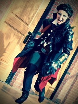 Dame Evie Frye | London Is Ours! by Spaniel122