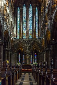 Glasgow cathedral by newcastlemale