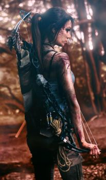Rise of the Tomb Raider - A Long Journey by JadeJolie
