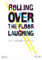 Over The Floor Laughing by shoelesspeacock