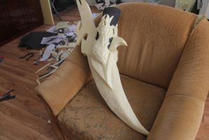 Prototype (Alex mercer) Blade Arm 1 by MEG-Cosplay on ...