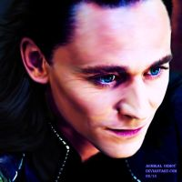 Loki - Burdened with Glorious Purpose II by AdmiralDeMoy