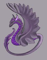 Swan Dragon by Slayer-of-all-Evil