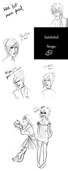 Portal Sketchdump by ThisFakeUsername