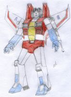 G1 Starscream by TheStarscream1991