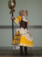 Lissa cosplay debut G-anime 2014 #2 by roseannepage
