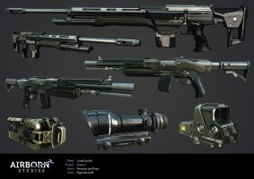 Airborn Portfolio Crysis 2 by polyphobia3d