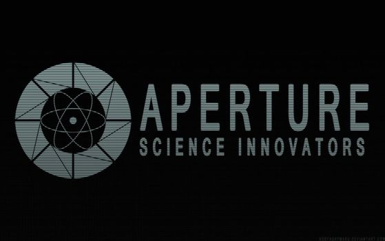 50s Aperture Science Wallpaper by KobyashyMaru