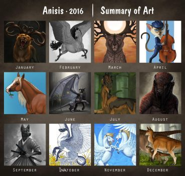 2016 by Anisis