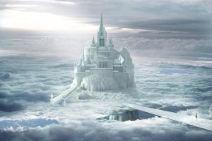 Castle in the clouds by ElenaDudina