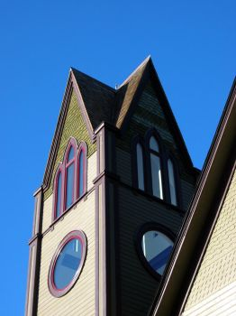 Steeple by incongruent-stock