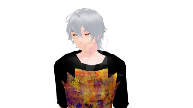 MMD Model Request by Ewerthonol