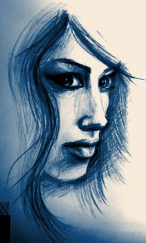 Karou by darkBloomHoney