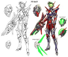 DCO.MMO.Smooth-Mech.tech. by Chuckdee