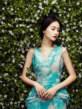 Phuong My Spring/Summer 2015 V by zemotion