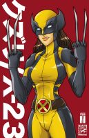 All New Wolverine by artofJEPROX