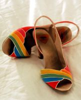 Stock 182 - Shoes by pink-stock