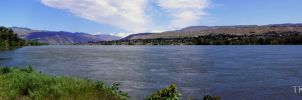 River Panorama by TRunna